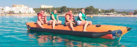 Banana boat Ibiza