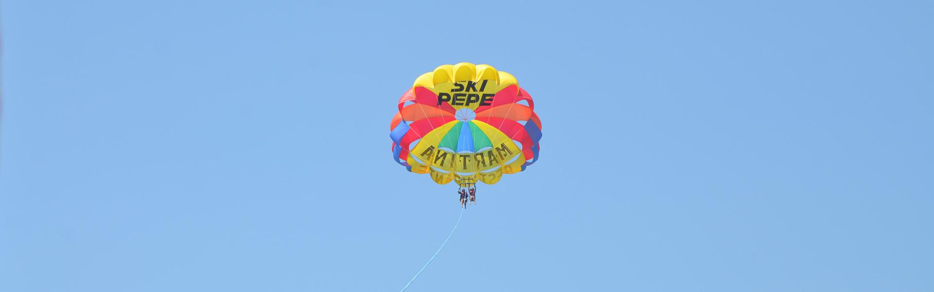 ski pepe watersports ibiza parasailing foto en es canar